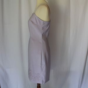 My Michelle Dresses - My Michelle lilac sheath casual dress size 7/8